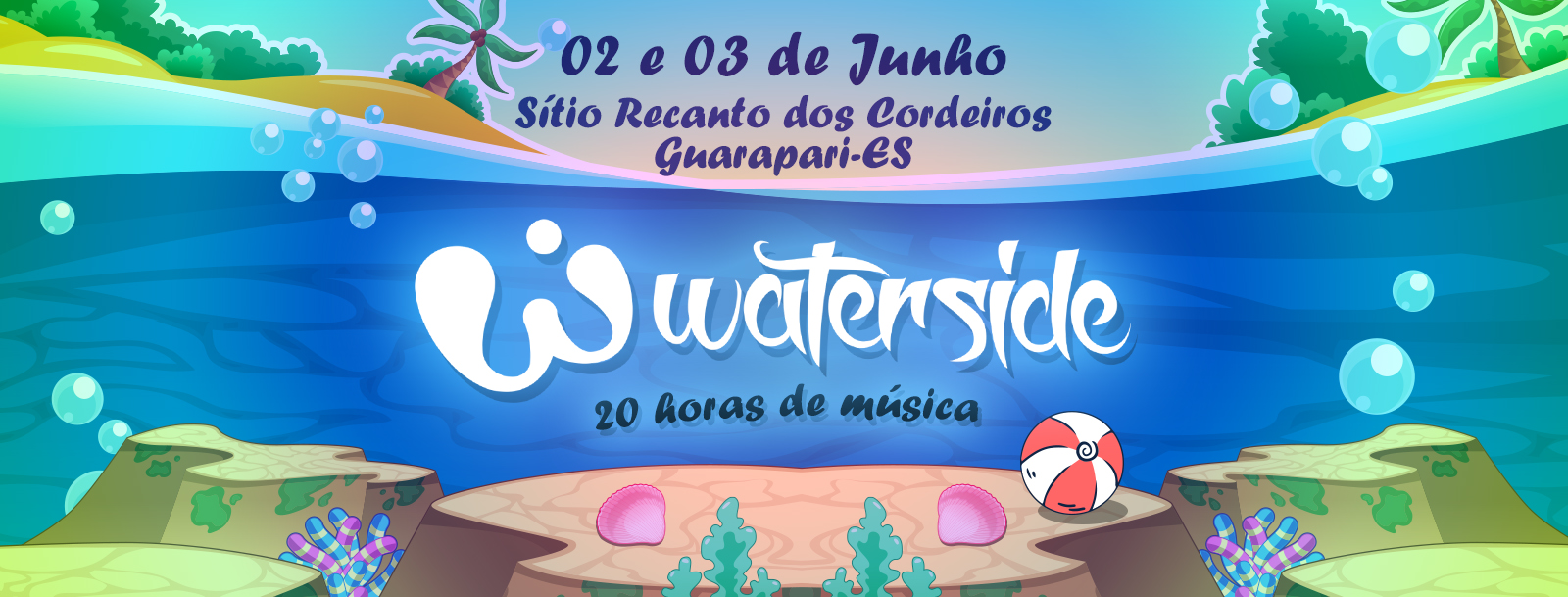 Waterside - 20 horas de música