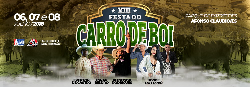 XIII Festa do Carro de Boi